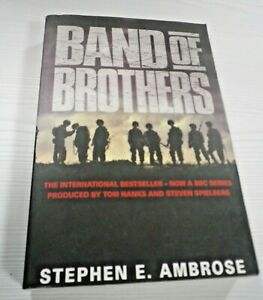 Band Of Brothers by Stephen E. Ambrose Paperback Book VGC