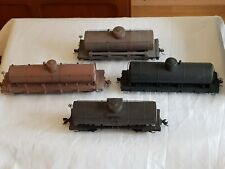 More details for walthers tankers x 4 23mm gauge metal/resin