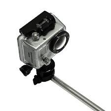 4 in1 Selfie Kit Extendable Monopod + SmartPhone & Gopro Adapters + Mini Tripod