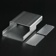 Split body Extruded Aluminum Box Enclosure Project Electronic Case DIY 110*88*38