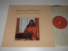 LP/CHANTS AND PRAYERS/THE VOICE OF PARAMAHANSA YOGANANDA/No.2001 + insert