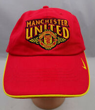 Manchester United Soccer Nike USA Tour 2003 Stitched Adjustable Hat ST21