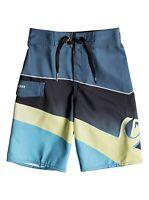 Quiksilver Little Boys Slash Fade Logo Youth Boardshort Swimtrunk 168667 Size 7