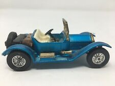 1914 STUTZ Y-8 MATCHBOX CAR MODELS OF YESTERYEAR LESNEY ENGLAND - PREOWNED