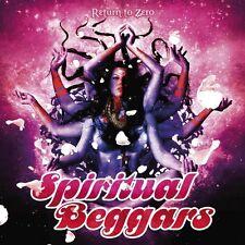 SPIRITUAL BEGGARS - RETURN TO ZERO  CD NEW+