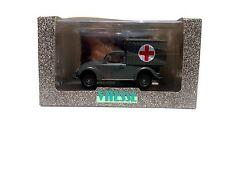 VITESSE VW LIEFERWAGEN TYPE 83  VITESSE  VOLKSWAGEN 1945 AMBULANCE 1:43 SCALE