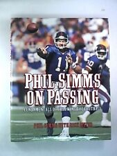 Phil Simms on Passing: Fundamentals of Throwing the Football by Meier, Rick, Sim