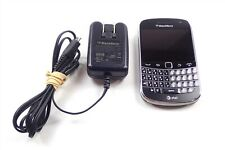 BlackBerry Bold 9900 AT&T 8GB Black Touch Smartphone QWERTY