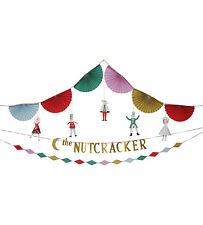 Casse-Noisette half-pinwheel Noël Guirlande Kit