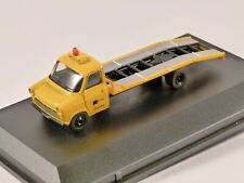 FORD TRANSIT Mk1 AA RELAY BEAVERTAIL RECOVERY 1/76 scale model OXFORD DIECAST