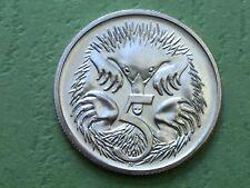 1993 AUSTRALIAN 5 CENT  UNC=EX.MINT SET