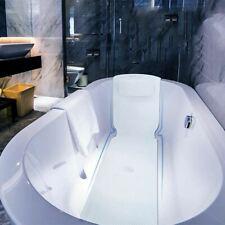 1 Pc Non-slip Bath Tub Mat Suction Cup Bath Tub Pillow SPA Pillows Neck Cushion