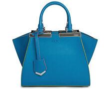 Fendi 3Jours Mini Leather Tote Bag BRAND NEW