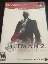 Hitman 2: Silent Assassin [Greatest Hits]  (Sony PlayStation 2, 2003)