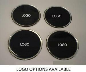 60mm Alloy Wheel Trims Center Resin Centre Badges fits LAND ROVER
