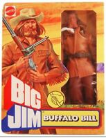 BIG JIM ☆ BUFFALO BILL ☆ '76 # 9498 - PRODUZIONE EUROPA - ► NEW ◄ REPROBOX v.5