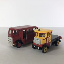 Thomas the Train and Friends Isobella Bertie Metal Diecast Lot of 2