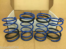 2002-2003 Subaru Impreza WRX Sedan Performance Lowering Springs SPT Genuine OEM