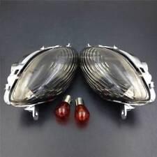 For 1999-2007 2005 Suzuki Hayabusa GSX1300R Smoke LED Turn Signals Light bulbs