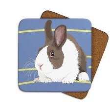 Leslie Gerry LGCOA029 Single Coaster Rabbit