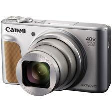 CANON PowerShot SX740 HS Silver Compact Digital Camera Japan Ver. New