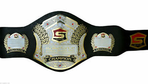 MMA World Strikeforce Grand Prix Heavyweight Champion Belt Tournament Replica