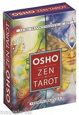 OSHO Zen Tarot - 79 cartes Avec Instructions Détaillées