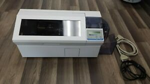 ELTRON P420 THERMAL CARD PRINTER - POWER TESTED!
