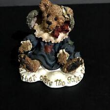 Boyds Bears and Friends Bearstone Gwain Love is the Master Key 228317