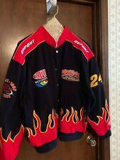 Jeff Gordon 2001 championship jacket - size 3XL