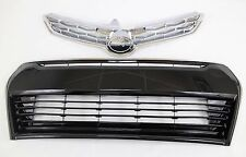 New 2014-16 Toyota Corolla SE Lower Upper(CHROME UPGRADE)Grille