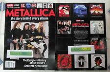 METALLICA HISTORY Music Icons STORY BEHIND EVERY ALBUM Special Edition 96 Pages