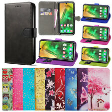 FOR Samsung Galaxy A10 A20e A40 A50 A51 A71 PU Leather Wallet Flip Case Cover