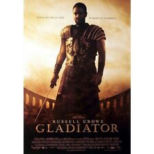Gladiator Movie Poster - Full Theatrical Size Print ~ Russell Crowe Ridley Scott