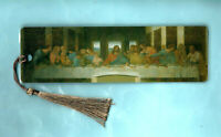 Bookmark The Last Supper da Vinci Painting Christian Gift Him Her