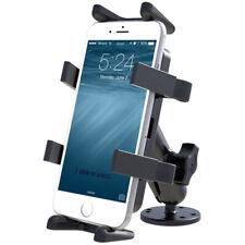RAM Universal Finger Grip UHF 2-Way Radio GPS Phone Surface Mount Kit Boat Car