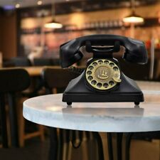 old fashioned Vintage Rotaring Dial Home office For Telephone Phone Decoration