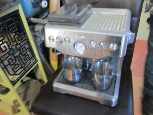 Amazing Breville the Barista Express Espresso Machine