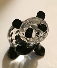 Swarovski Crystal Mother Panda 7611 Nr 000 001 Mint in Box, Coa