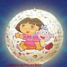 ~ DORA EXPLORER BEDROOM DECOR BEDROOM CEILING LIGHT / LAMPSHADE ~ BNIP ~