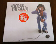 JAMES BROWN DYNAMITE X - DIGIPACK CD - 10 TRACKS NEW & SEALED - NUEVO EMBALADO