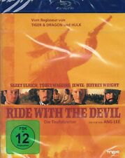 Blu-Ray RIDE WITH THE DEVIL 1999 Tobey Maguire Simon Baker Ang Lee Region B NEW