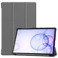 Book Cover für Samsung Galaxy Tab S6 T860 T865 Etui Case Tasche Schutz Hülle