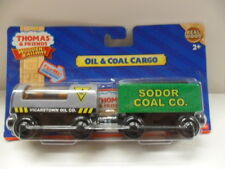 Thomas and Friends --Oil and Coal Cargo  2012 Y4505  for kids 2-8