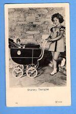 SHIRLEY TEMPLE & DOLL # 1903 VINTAGE PHOTO PC. PUBLISHER LATVIA  621