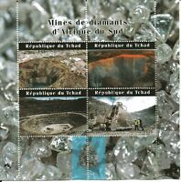 Tchad sheet: South African Diamond Mining Industry (2020)