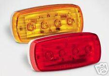 American Motorhome RV LED Side Marker Light Amber