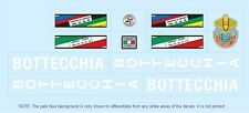 Bottecchia Bicycle Decals-Transfers-Stickers #4