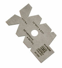 New Moore & Wright Traditional Engineers Screw Cutting Gauge - MW200R - Myford
