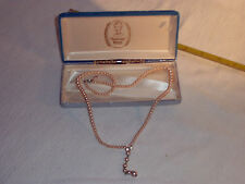 VINTAGE ANTONETTE PEARLS IN ORIGINAL BOX    Trifari